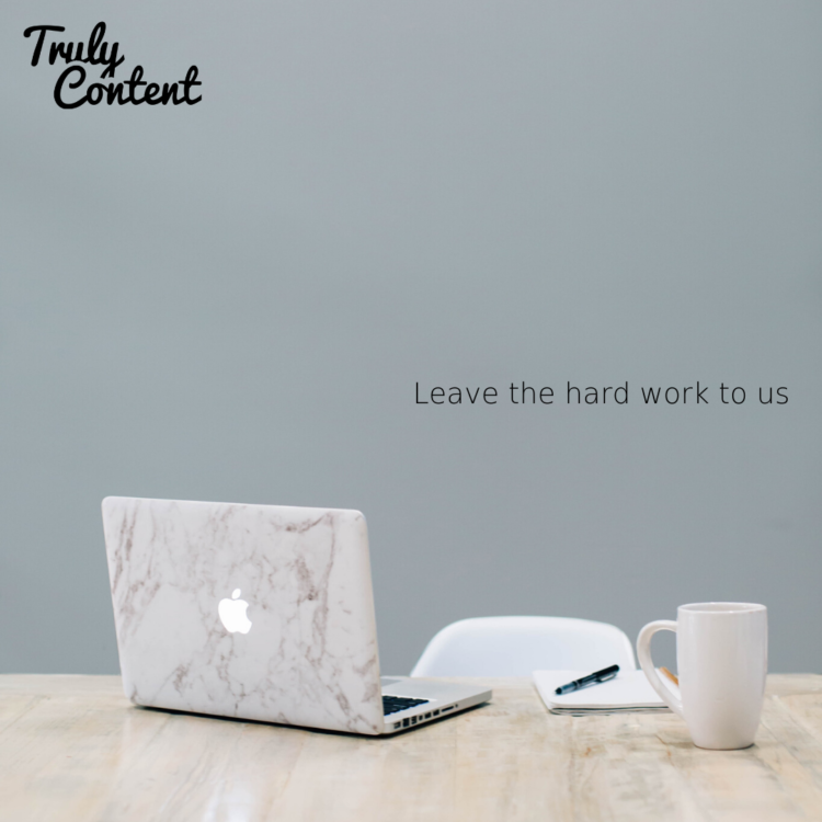 Be Truly Content with your website