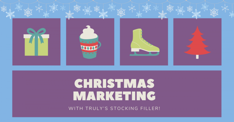Give Your Christmas Marketing a Boost with Truly's Stocking Filler!