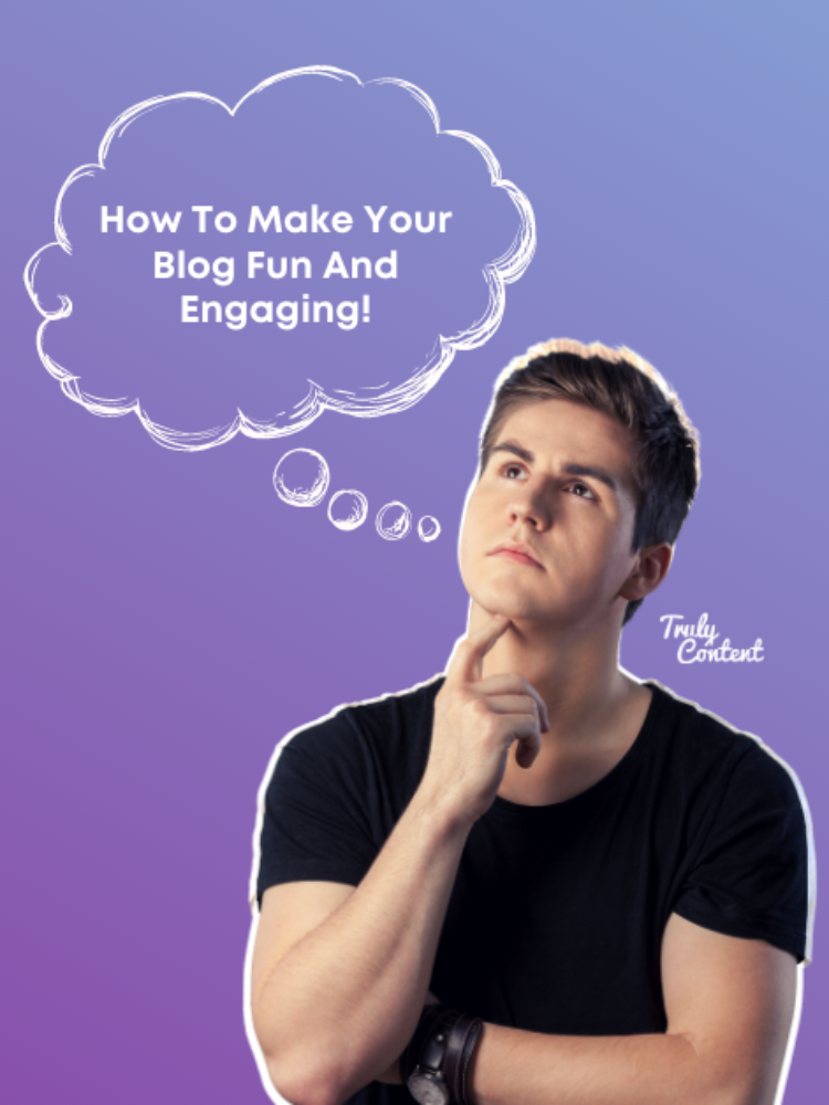 Writing Blogs: Make Your Blog Fun And Engaging!