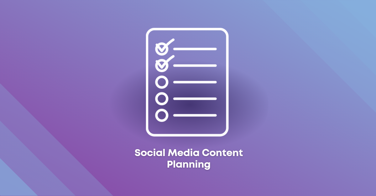Social Media Content Planning For The 'Ber Months