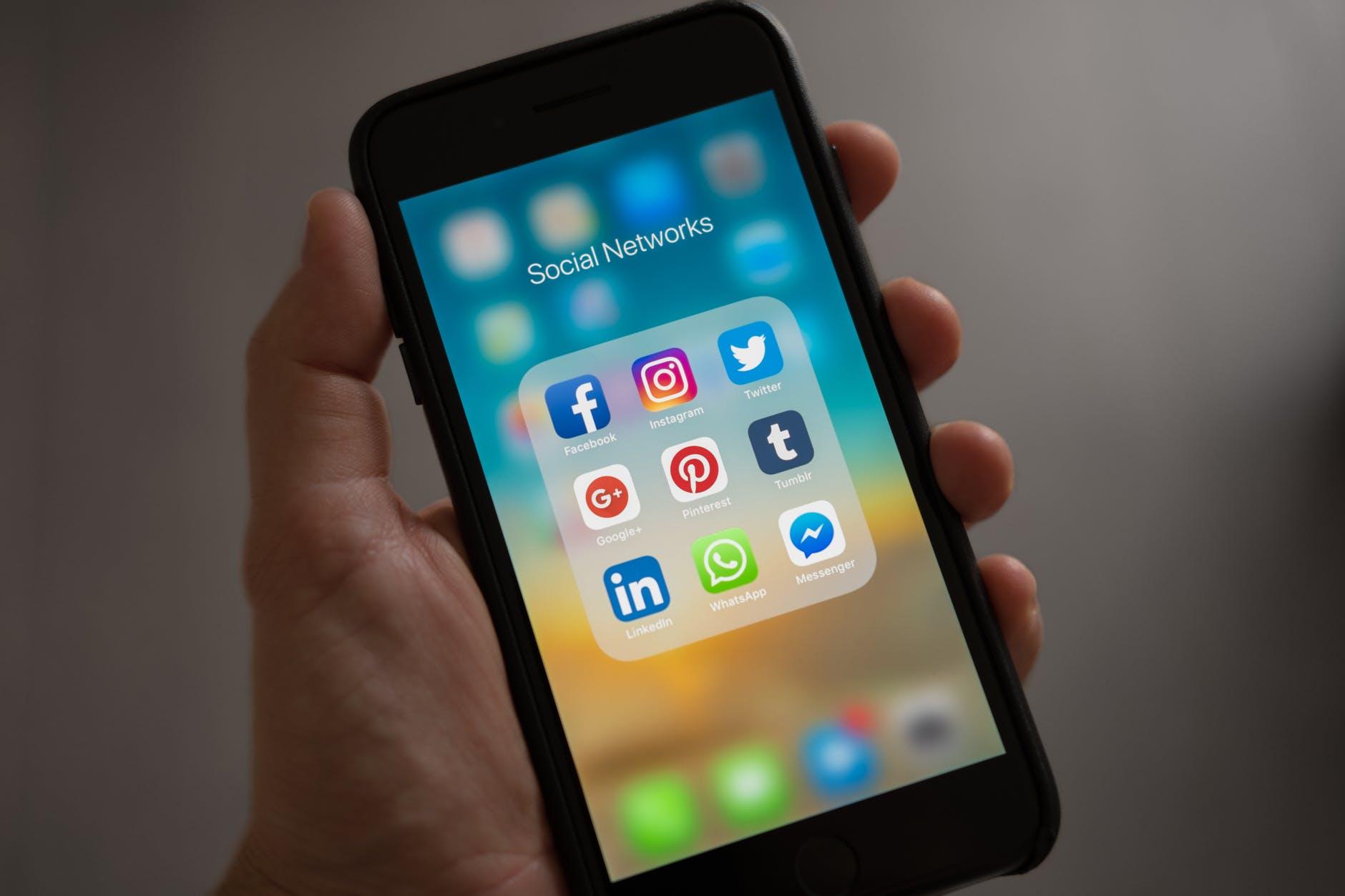 social media Leamington Spa